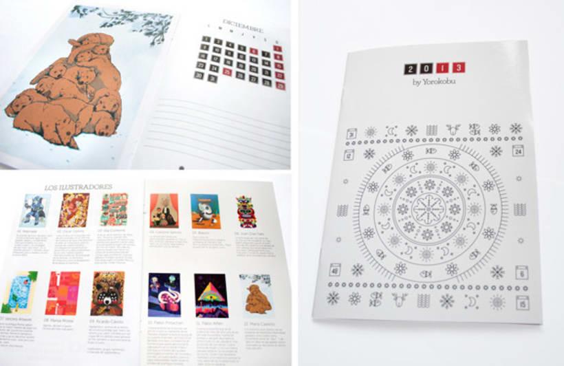 Calendario Yorokobu 2013 5
