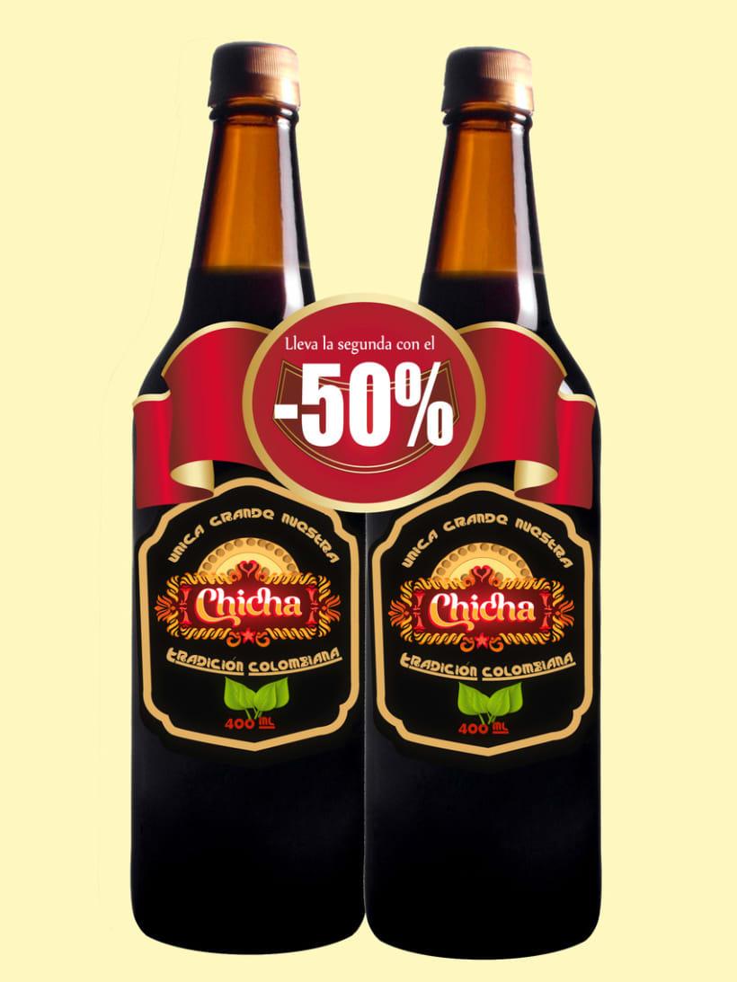 Propuesta Logo y marca bebida  1