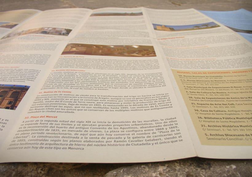 Plano turístico conjunto histórico 8