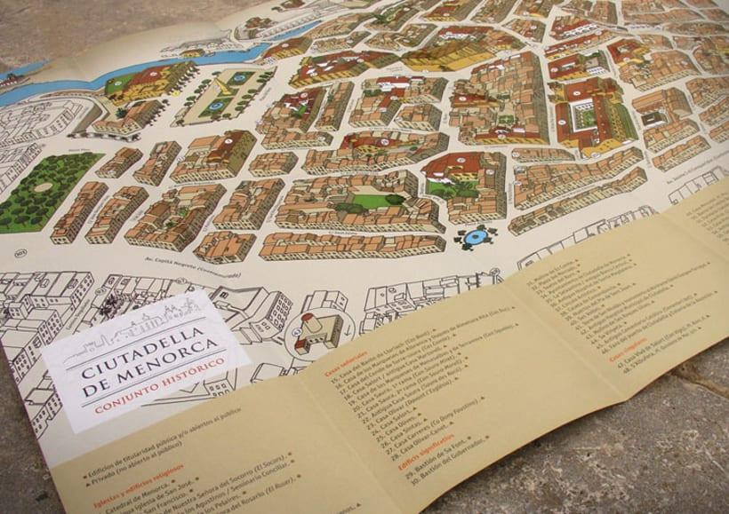 Plano turístico conjunto histórico 7