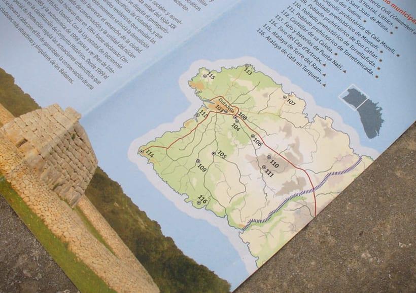 Plano turístico conjunto histórico 6