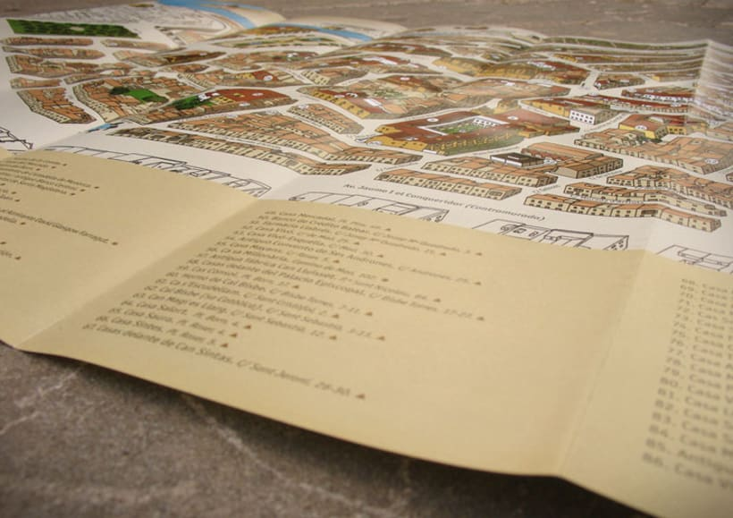 Plano turístico conjunto histórico 4