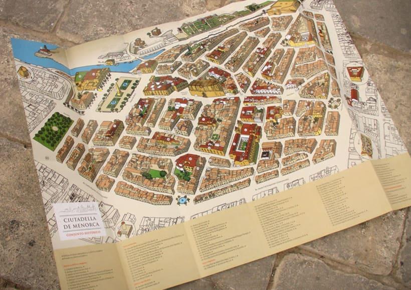 Plano turístico conjunto histórico 2