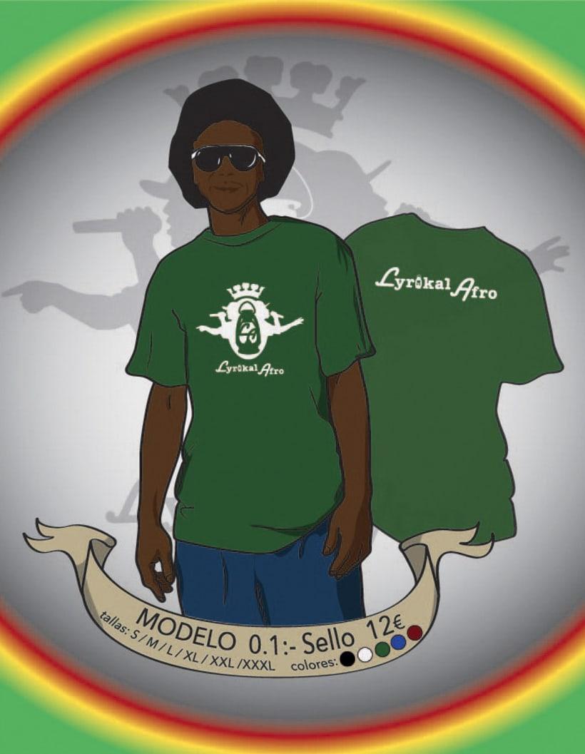 Camisetas Lyrikal Afro 10