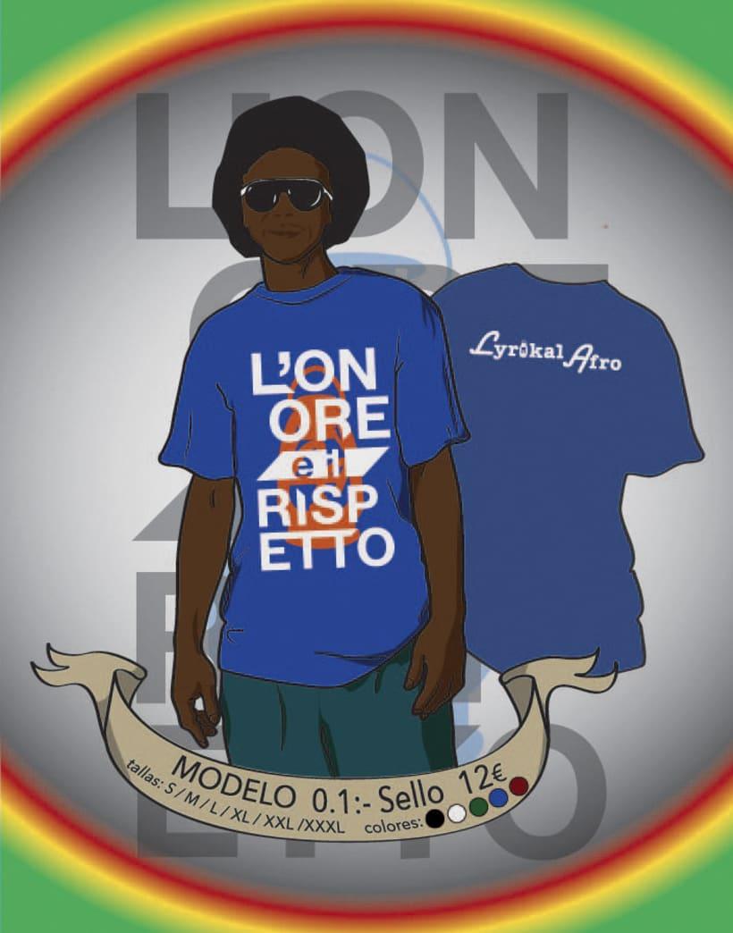 Camisetas Lyrikal Afro 4