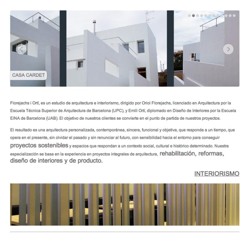 Estudio de Arquitectura 7