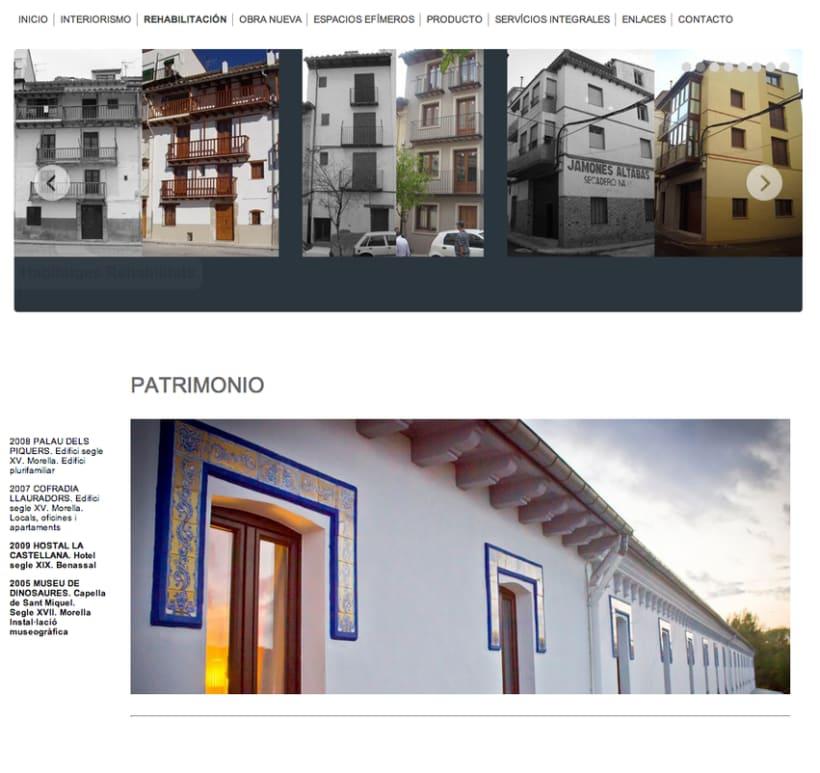 Estudio de Arquitectura 4
