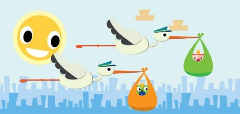 Ilustración infantil para Sapos y Princesas 3
