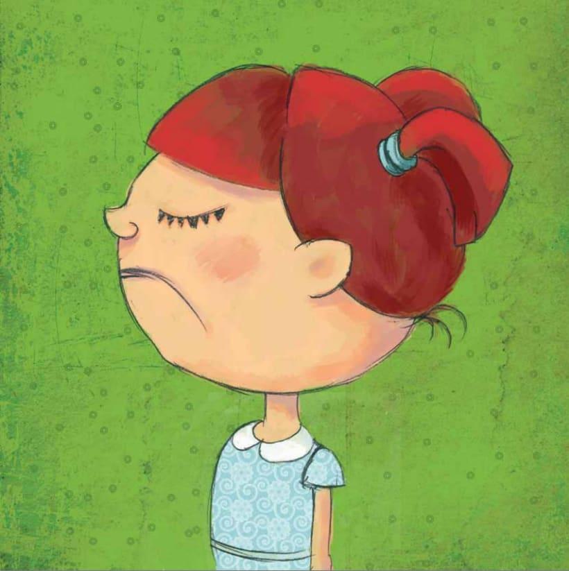 Ilustración infantil para Sapos y Princesas 1
