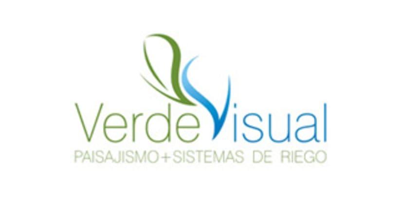 Logotipo para servicio de jardinería. 1