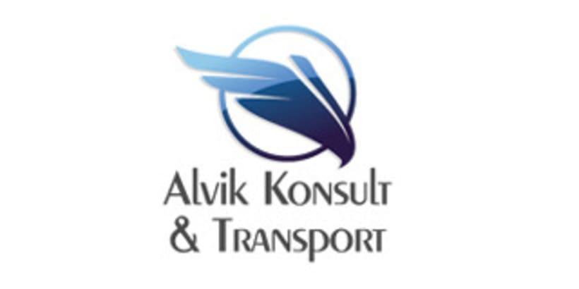 Logotipo para consultora en transporte. 1