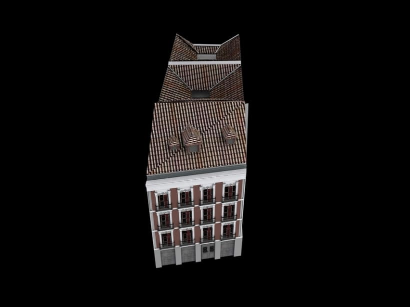 REHABILITACIÓN edificio de viviendas en ATOCHA 7
