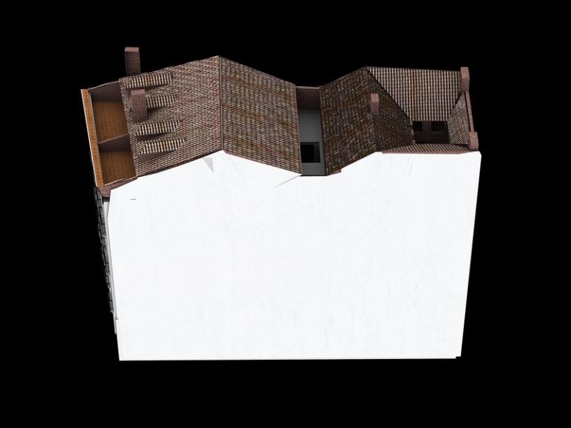 REHABILITACIÓN edificio de viviendas en ATOCHA 13