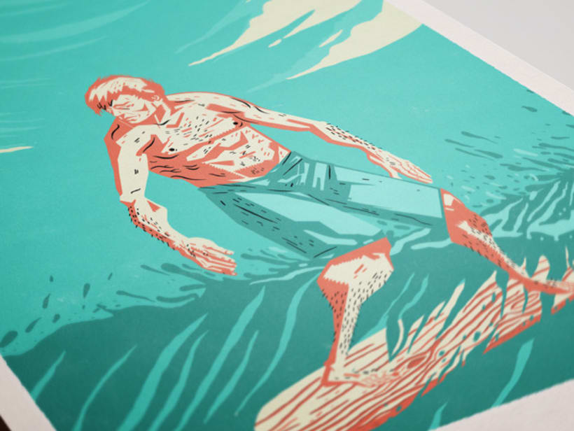 Surf Prints 4