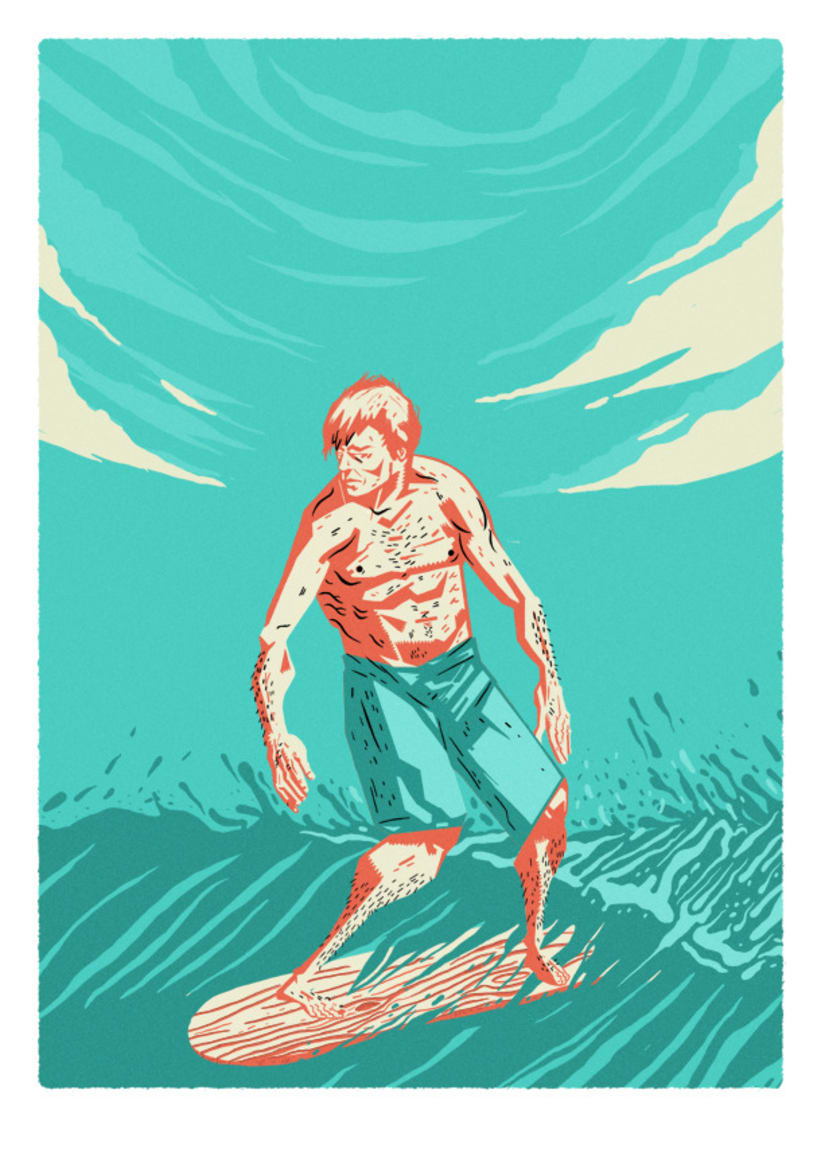 Surf Prints 3