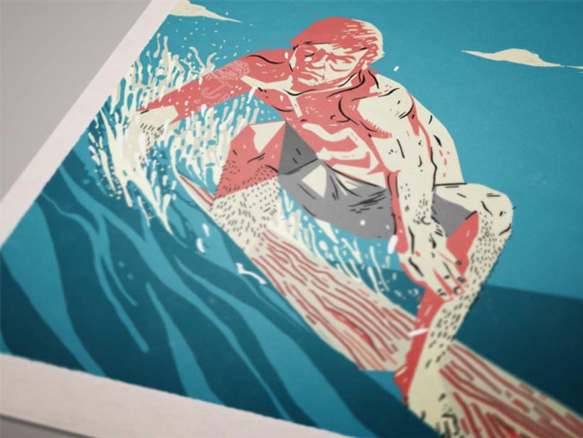 Surf Prints 2