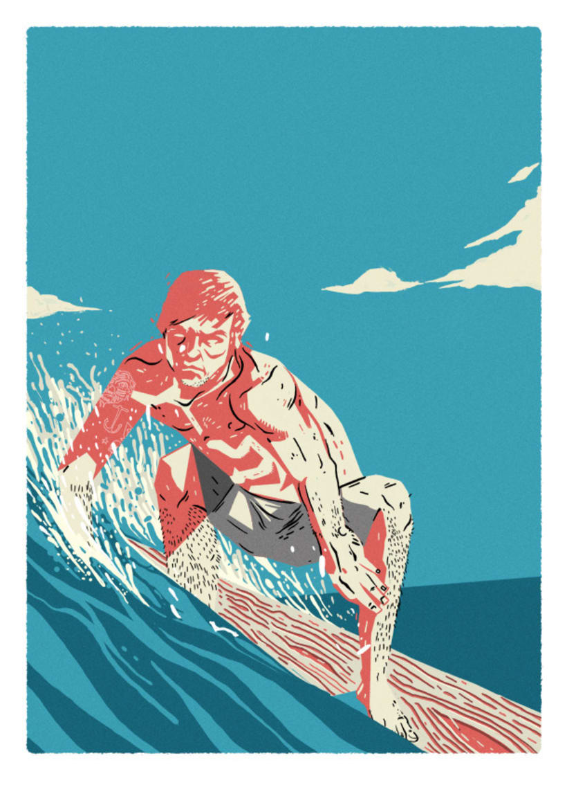 Surf Prints 1