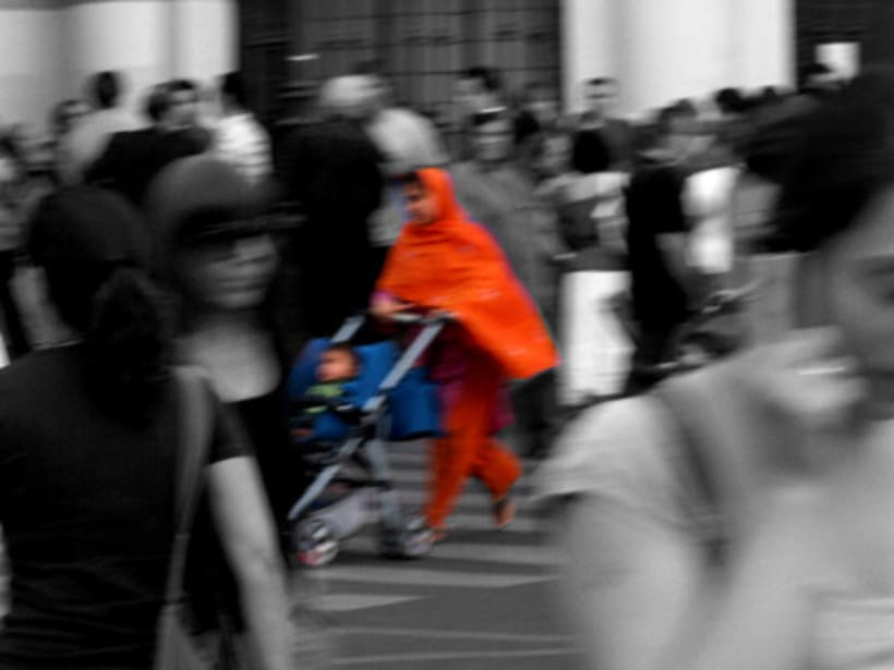 Vidas anónimas: artistas, músicos, entusiastas (personas) 16