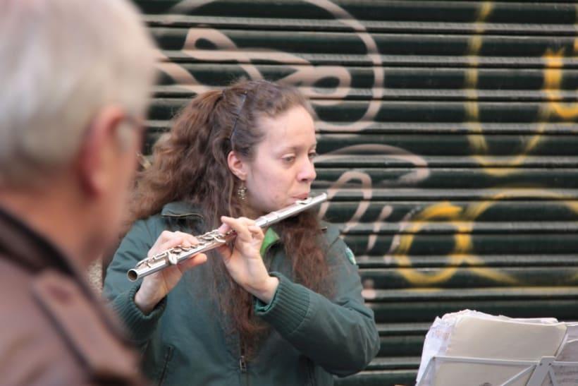 Vidas anónimas: artistas, músicos, entusiastas (personas) 2