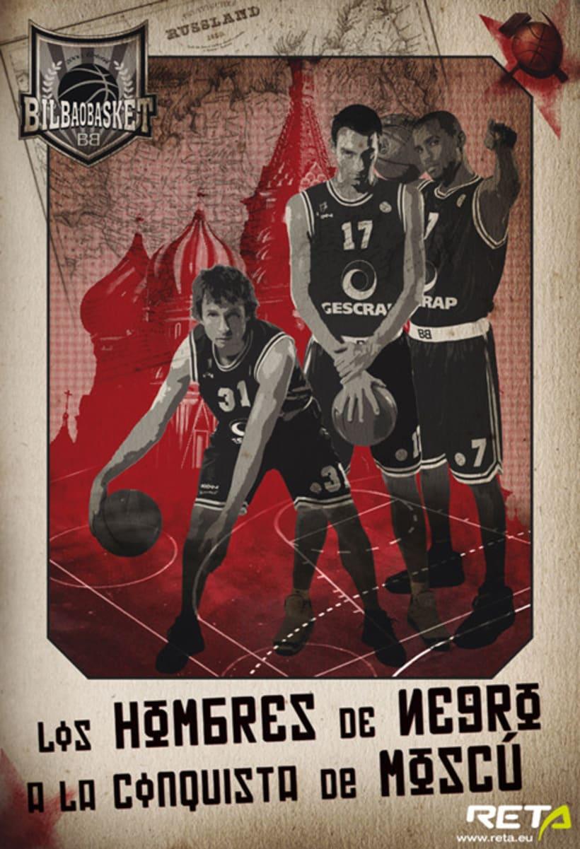 Bilbao Basket. Euroliga 2012 2