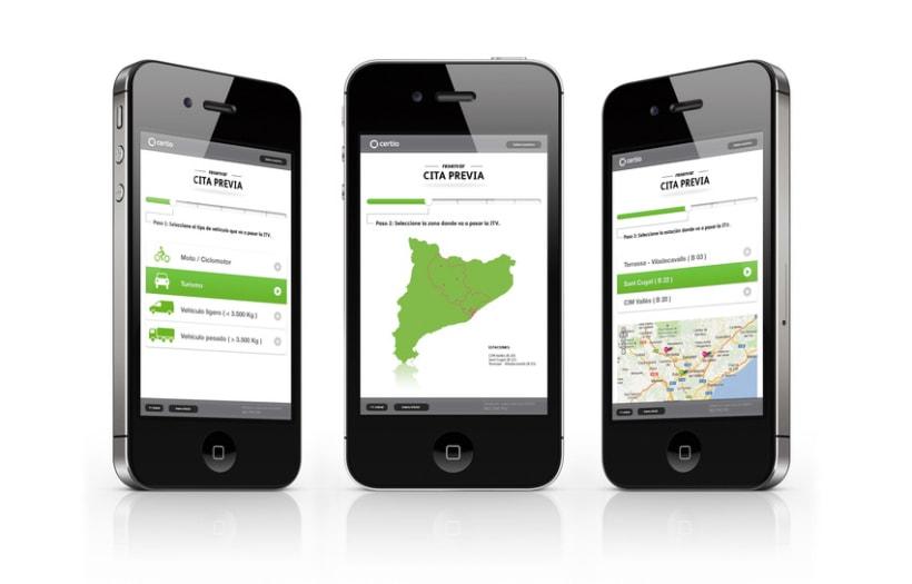 Certio - app uix 3