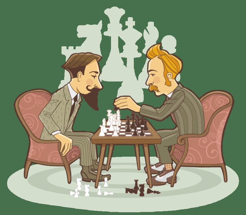 ajedrez! 1