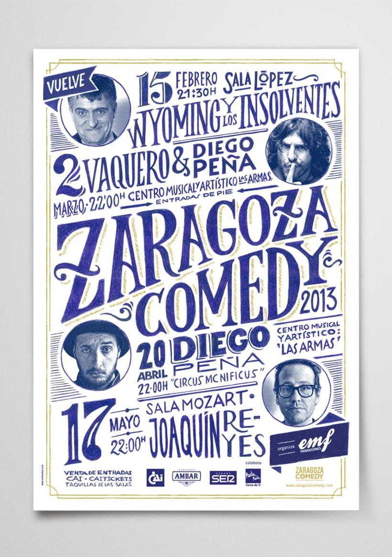 Zaragoza Comedy 2013 3