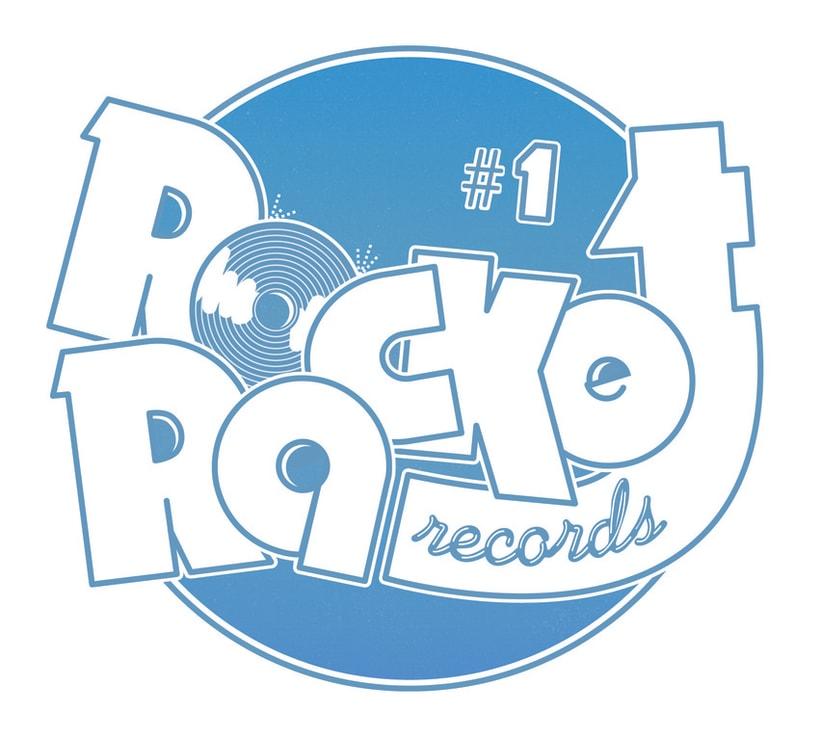 RR Records. 2