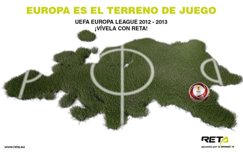 Uefa Europa League 2012 - 2013 2