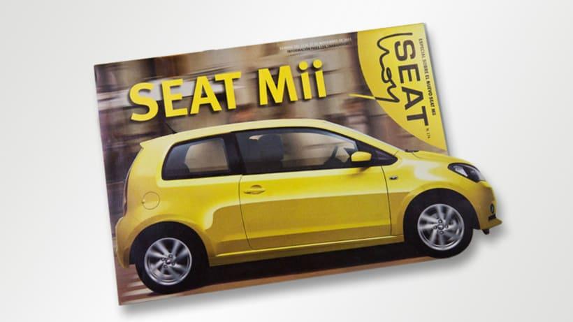 SEAT Hoy - diseño editorial 1