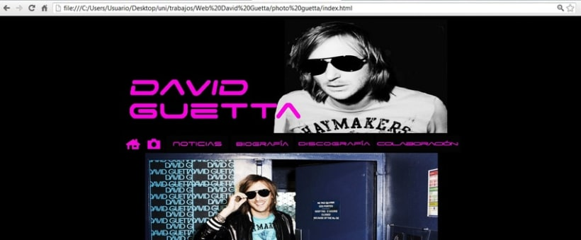 Web Guetta 2
