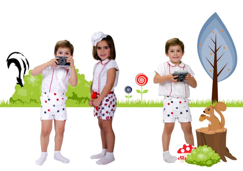 Catalogo Ropa Infantil 1