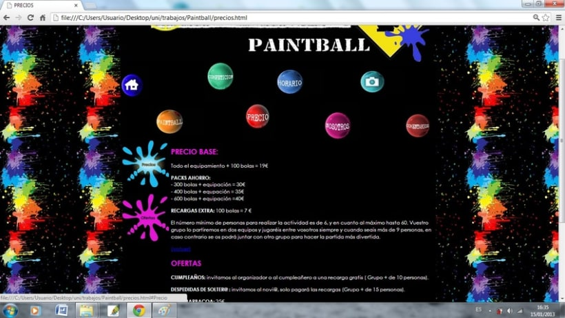 Web paintball 6