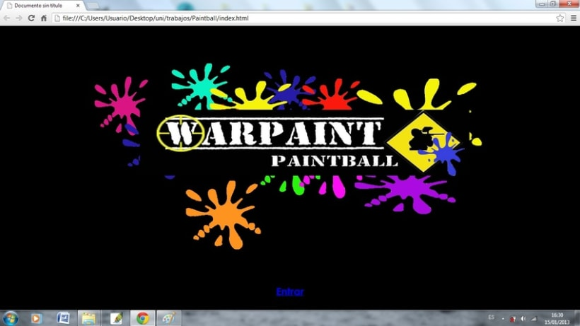Web paintball 2