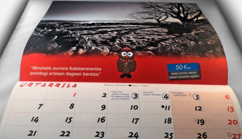 Calendario Legazpi 2013 3