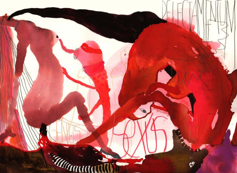Seven deadly sins: Lust 1
