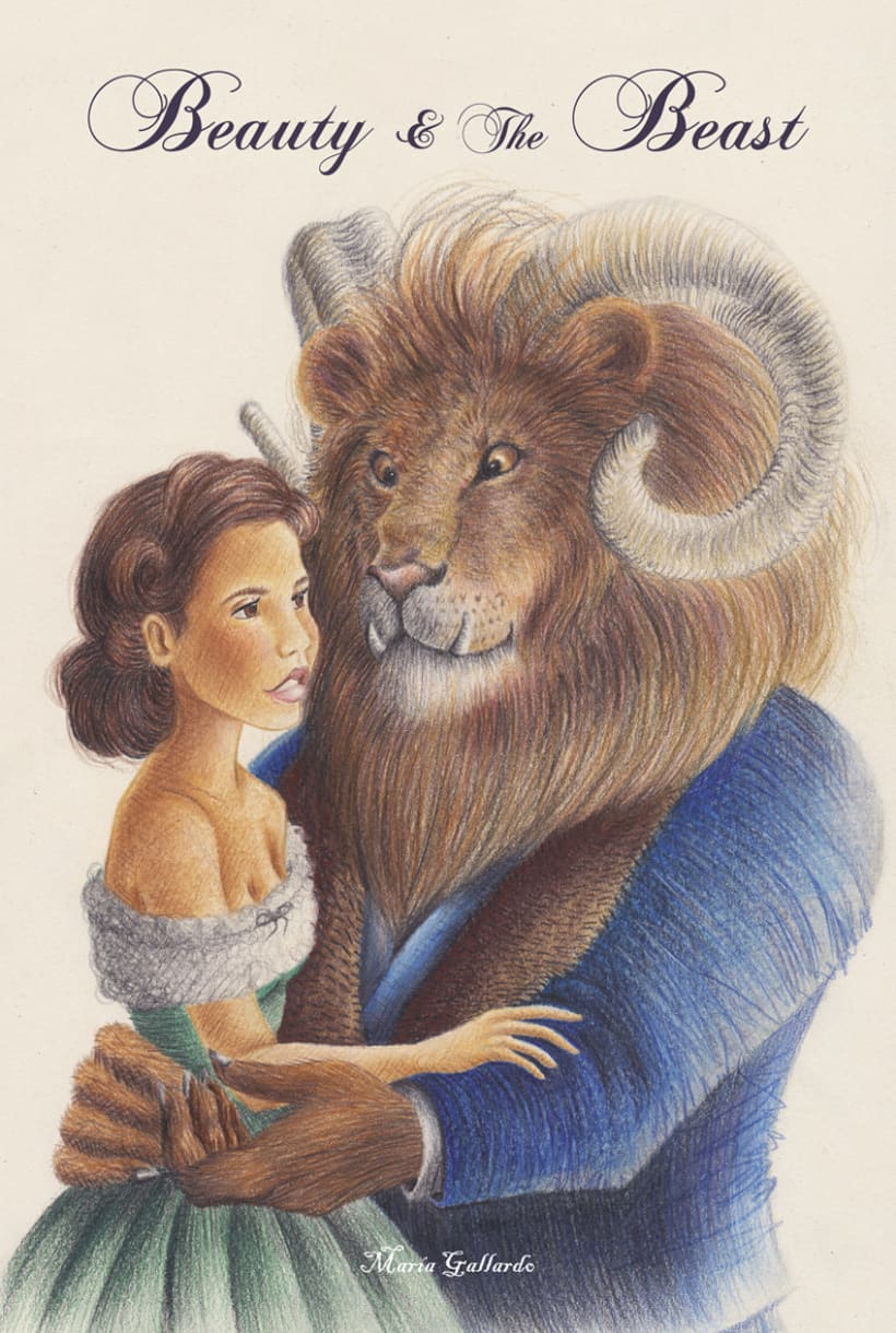 Cover for Beauty & The Beast 1