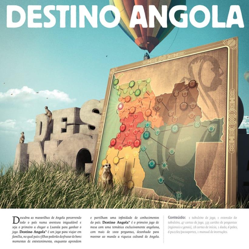 Destino Angola 3