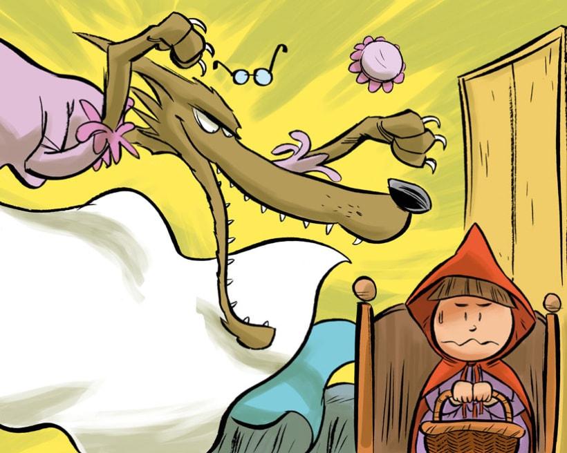 Bosc de contes 5