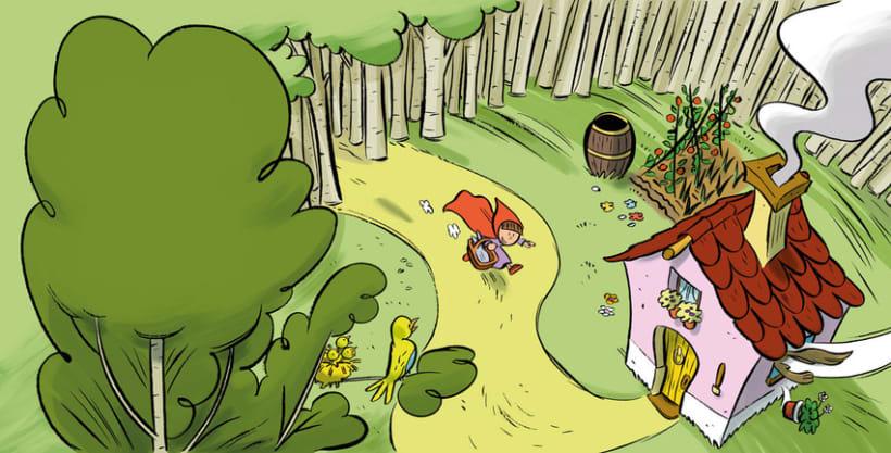 Bosc de contes 4