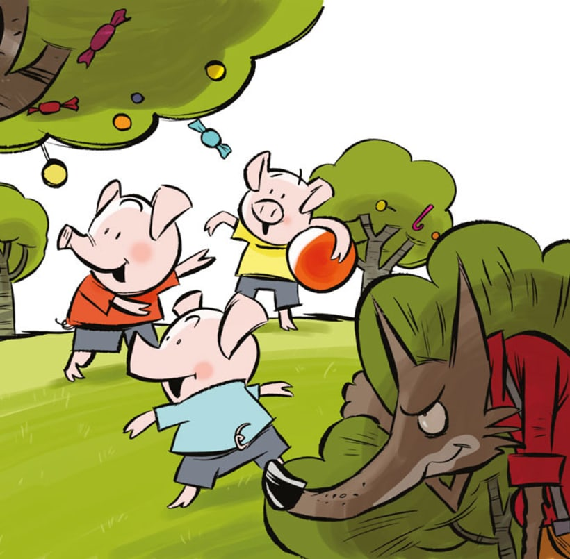 Bosc de contes 1