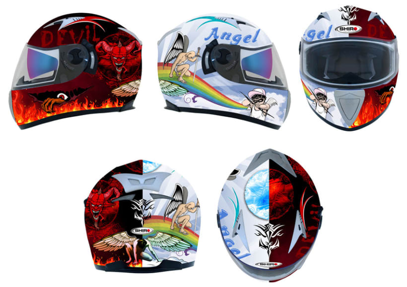 Shiro Helmets 6