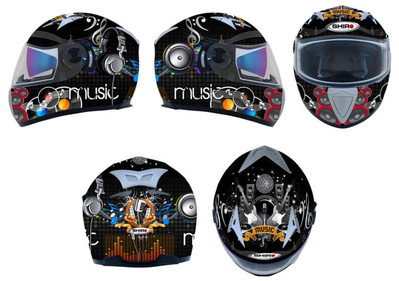Shiro Helmets 4