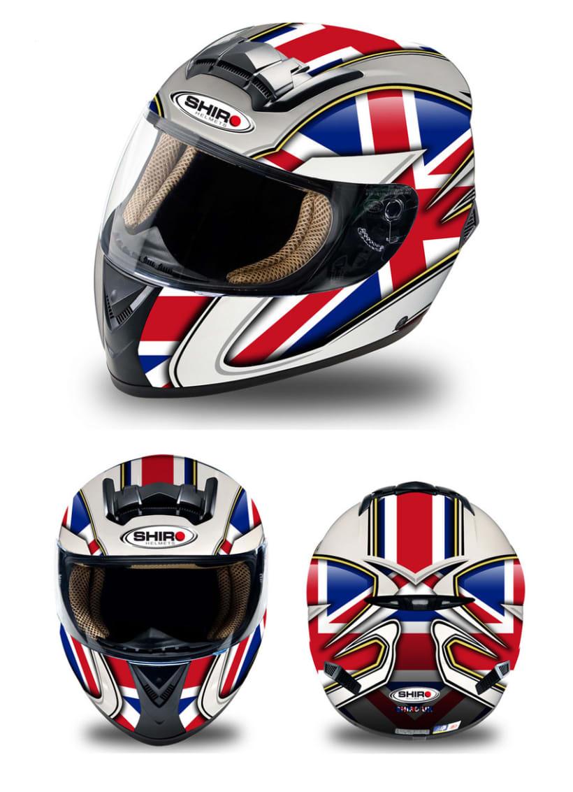 Shiro Helmets 2