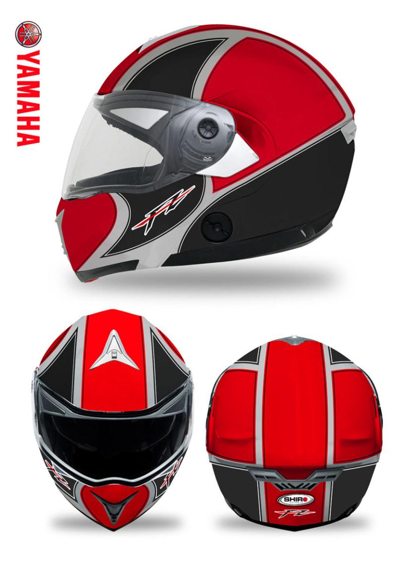 Shiro Helmets 1