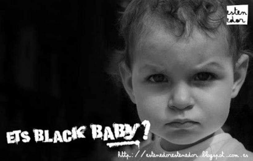 Ets black baby? 2