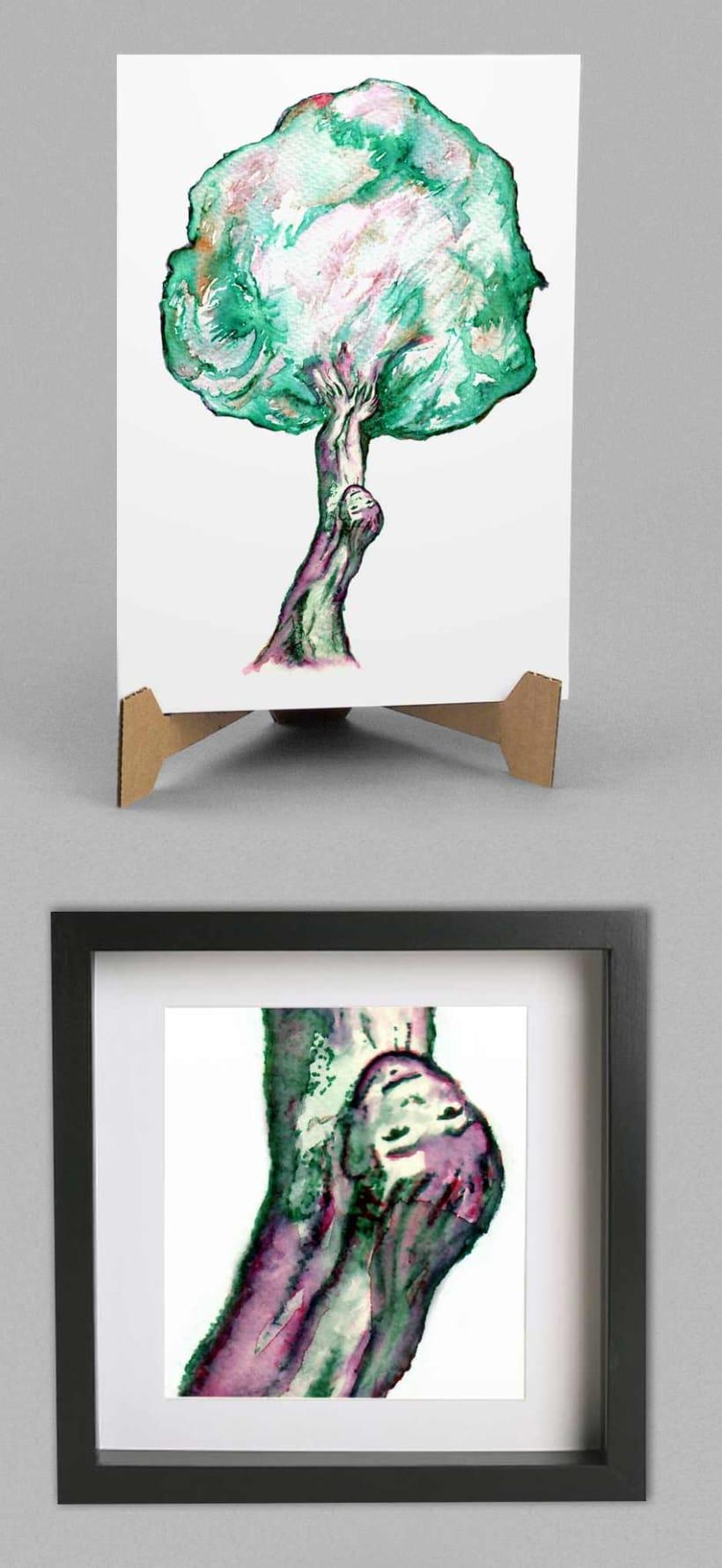 Ilustración - Árboles que hablan 2