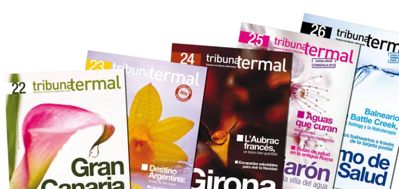 TRIBUNA TERMAL (magazine) 1