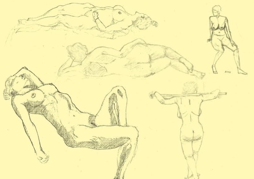 Dibujo al Natural 1