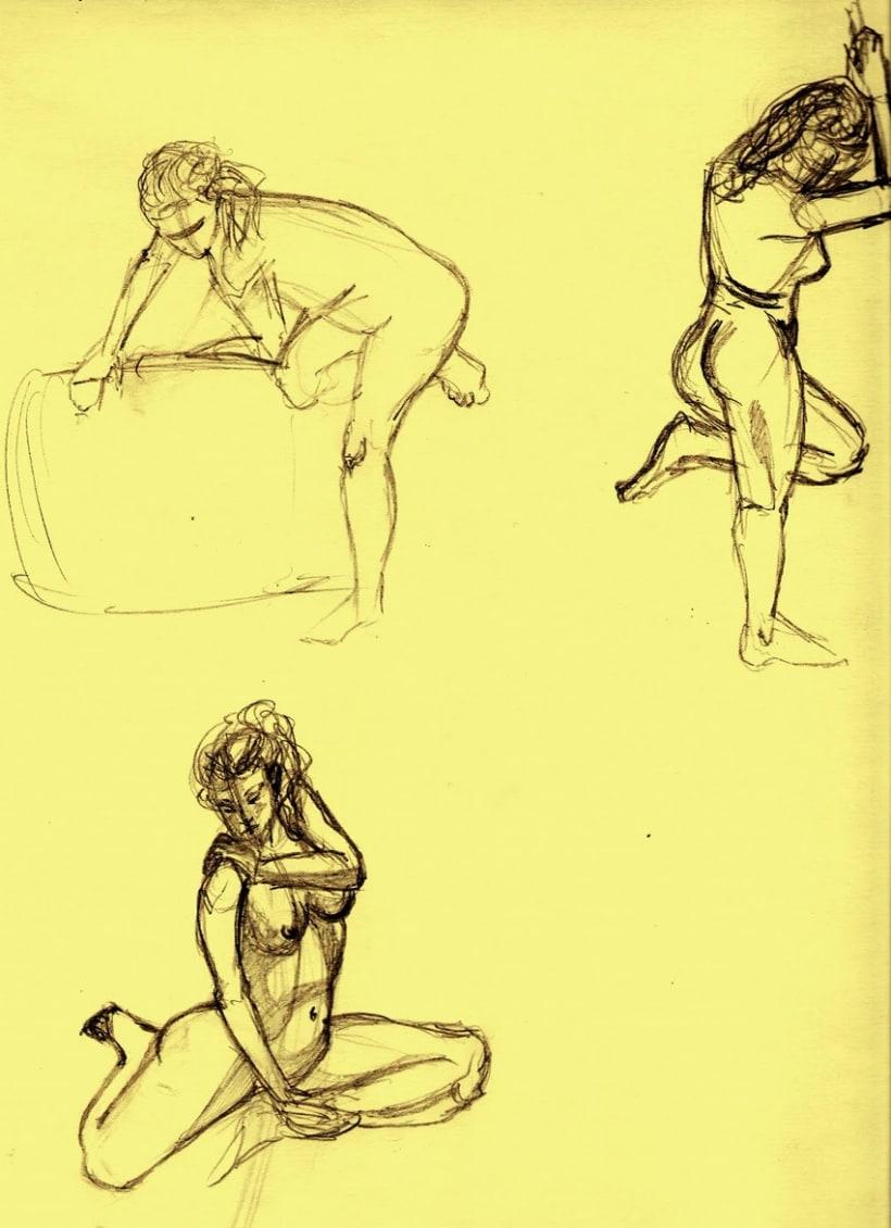 Dibujo al Natural 3